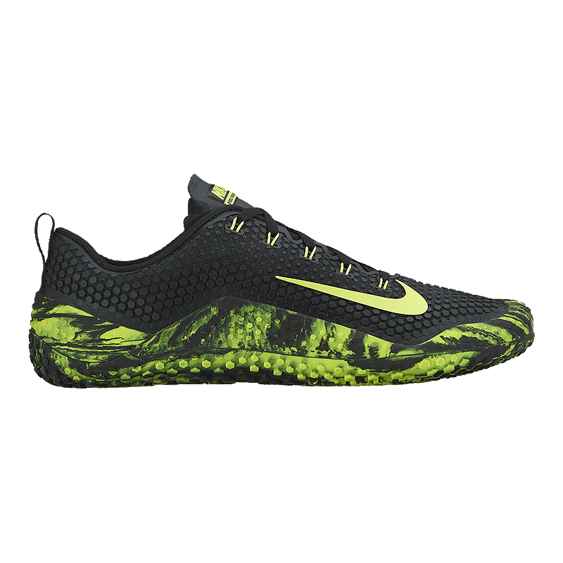 6a6a41c4227c Nike Men s Free Trainer 1.0 Fast Training Shoes - Green Black ...