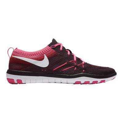 FREE TR FOCUS FLYKNIT - FOOTWEAR - Low-tops & sneakers Nike