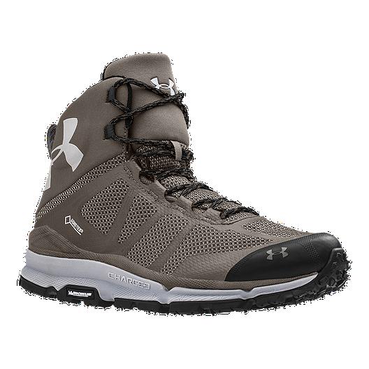 8de415291e3 Under Armour Men's Verge Mid GTX Hiking Boots - Dark Grey   Sport Chek