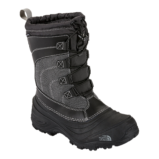 d9970532fe The North Face Kids  Alpenglow IV Winter Boots - Black
