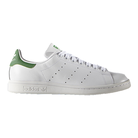 online store 48c38 f3652 adidas Women s Stan Smith Shoes - White Green   Sport Chek