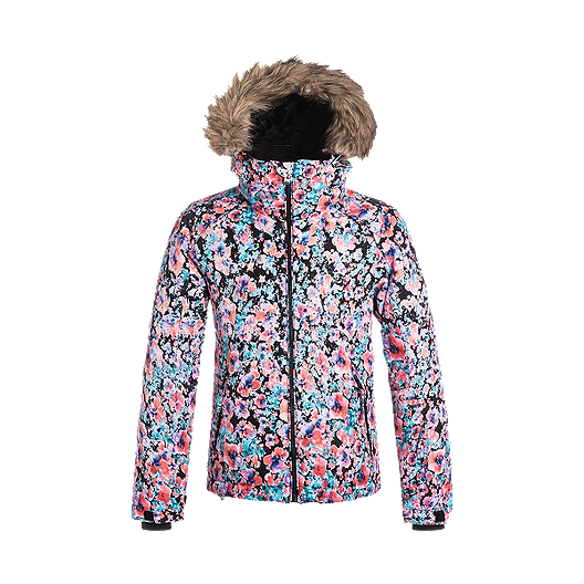 048ae9f0597 Roxy Girls  American Pie Insulated Jacket