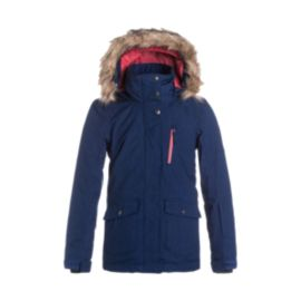 Roxy Girls' Tribe Insulated Jacket