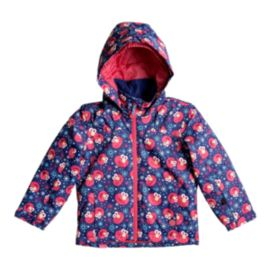 Roxy Toddler Girls' 4-6X Mini Jetty Insulated Jacket