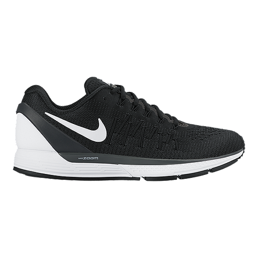 d04a9352093233 Nike Men s Air Zoom Odyssey 2 Running Shoes - Black White