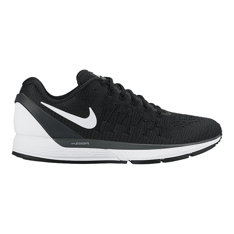 promo code 428db 8ae4f Nike Men s Air Zoom Odyssey 2 Running Shoes - Black White   Sport Chek
