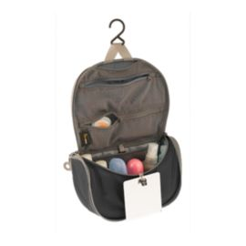 Sea to Summit Travelling Light Hanging Toiletry Bag - Small Black
