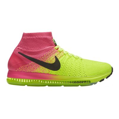 nike flyknit zoom all out