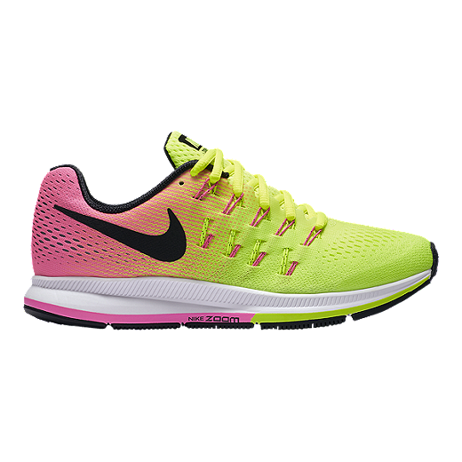 acheter populaire f03af 3a5e1 Nike Women's Air Zoom Pegasus 33 Unlimited Running Shoes ...