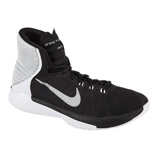 new arrival 41336 36866 Nike Women's Prime Hype DF 2016 Basketball Shoes - Black ...