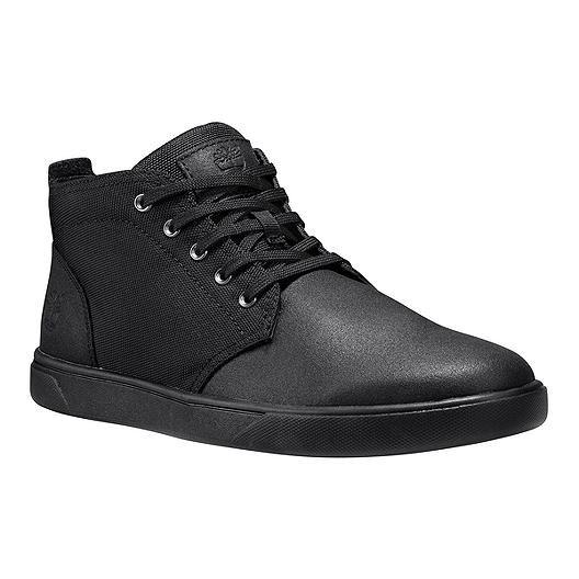 7ad534217e95 Timberland Men s Groveton Chukka Shoes - Black