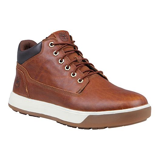 2cfcd5bfa26 Timberland Men's TenMile Chukka Boots - Brown | Sport Chek