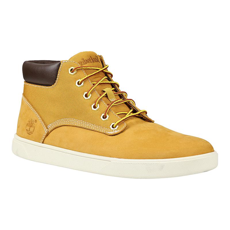 e0f4c8bfb57 Timberland Men s Groveton PT Chukka Shoes - Wheat