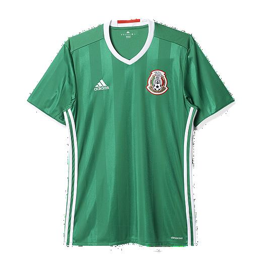 3e4949c49 Mexico Home Soccer Jersey
