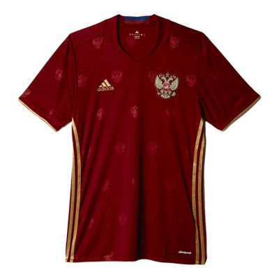 Russia Home Soccer Jersey