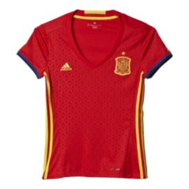 Spain Women's Home Soccer Jersey