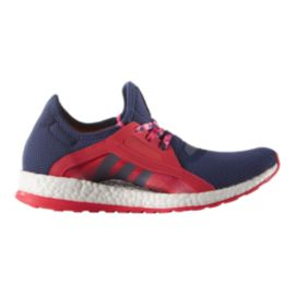 adidas Women's Pure Boost X Running Shoes - Purple/Red