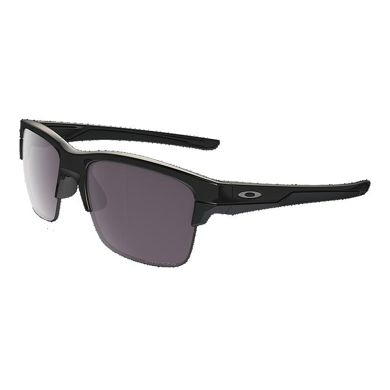 efe309b7c9998 Oakley Thinlink Polarized Sunglasses- Polished Black with Prizm Daily Lenses