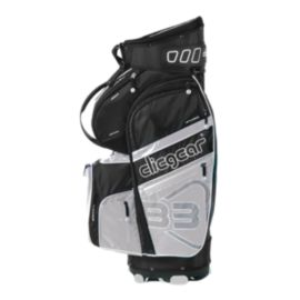 Clicgear B3 Cart Bag - Silver