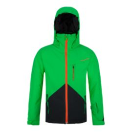 Quiksilver Boys' Mission CB Insulated Winter Jacket
