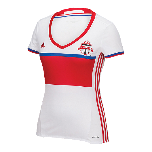 info for 84f3e 80eb0 Toronto FC Away Women's Soccer Jersey