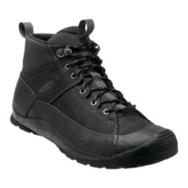 Keen Men's Citizen Limited Waterproof Casual Boots - Black