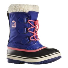 Sorel Girls' Yoot Pac Nylon Winter Boots - Grape