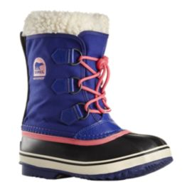 Sorel Girls' Yoot Pac Nylon Preschool Winter Boots - Grape