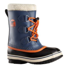 Sorel Kids' Yoot Pac T Winter Boots - Dark/Mountain