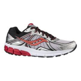 Saucony Men's ProGrid Jazz 2.0 Running Shoes - White/Black/Red