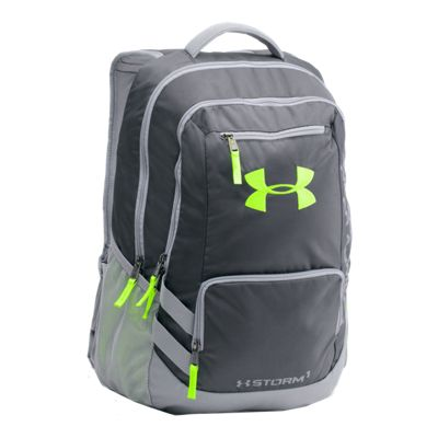 Under Armour Hustle Backpack - Grey