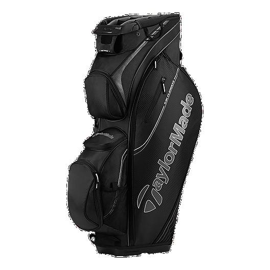 Taylormade Catalina Cart Bag Black Charcoal Sport Chek