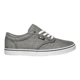 Vans Women s Atwood Low (Textile) Skate Shoes - Grey  5f8bcc8b9030