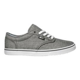 17d06b1ca3da Vans Women s Atwood Low (Textile) Skate Shoes - Grey