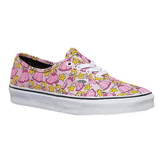 405ad272a92 Vans Authentic Nintendo Skate Shoes - Princess