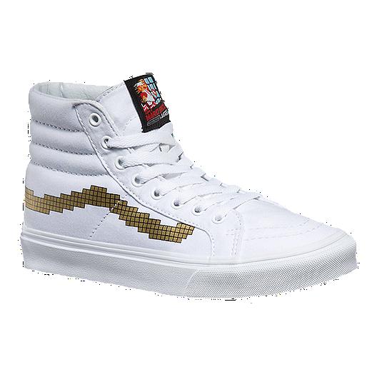 5e48e6461456 Vans SK8-HI Slim Nintendo Shoes - Console