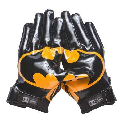 Under Armour F5 Batman Football Glove