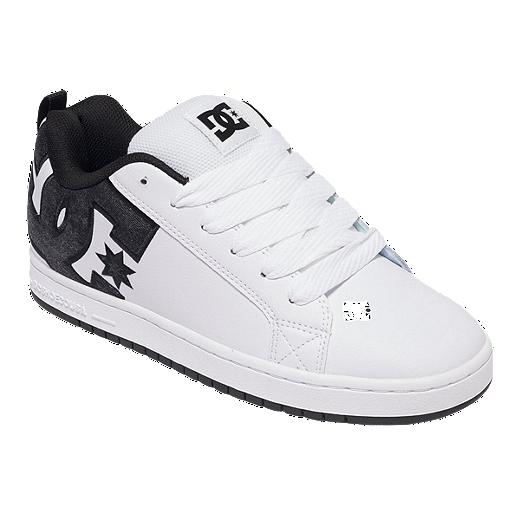 WhiteblackSport Dc Court Chek Skate Men's Se Shoes Graffik hCtQsdxr