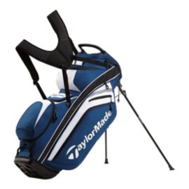 TaylorMade Supreme Hybrid Stand Bag - Blue / Black