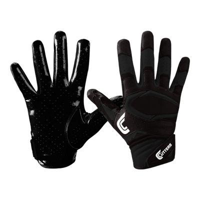 Cutters Rev Pro 2.0 Football Gloves - Black
