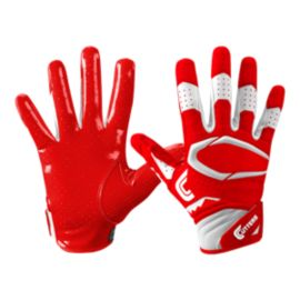 Cutters Rev Pro 2.0 Football Gloves - Red