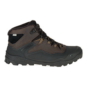 Merrell Men's Overlook 6 Ice+ Waterproof Winter Boots - Brown/Black