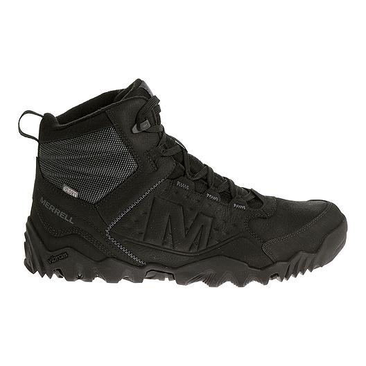 3efca3bdabb Merrell Men's Annex 6 Waterproof Winter Boots - Black | Sport Chek