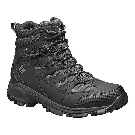 49b58456a7bd Columbia Men s Gunnison Omni-Heat Winter Boots - Shark Charcoal ...