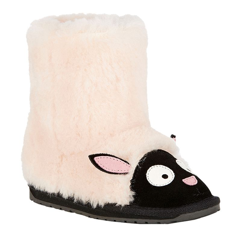 a857268a412ac Emu Girls' Creatures Lamb Preschool Winter Boots - Lamb (809996523216) photo