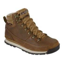 The North Face Men's Back To Berkeley Redux Waterproof  Casual Boots - Brown