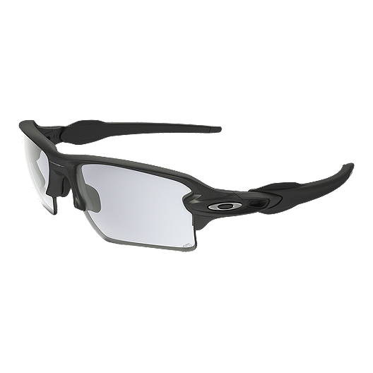 b4450dd9e0a92 Oakley Flak 2.0 XL Sunglasses- Steel with Colour to Black Photochromic  Lenses