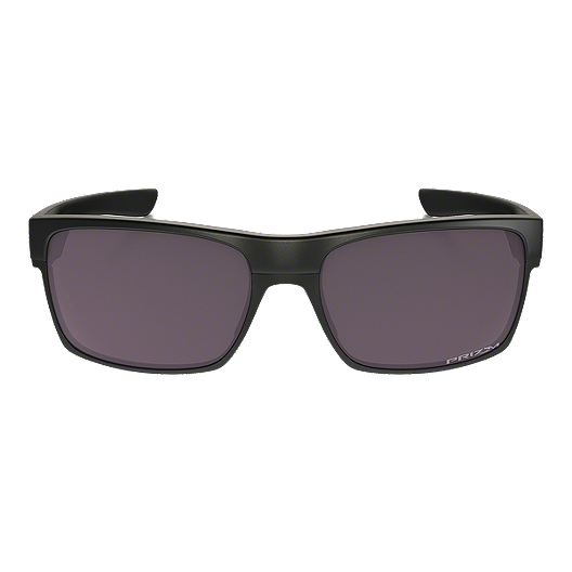59dc4b4aa02 Oakley Two Face Covert Polarized Sunglasses- Matte Black with Prizm Daily  Polarized Lenses