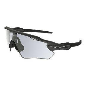 4ee922ee6e Oakley Radar EV Path Sunglasses- Steel with Photochromic Lenses