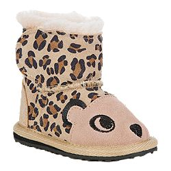 c5e47c9f06bce image of Emu Toddler Girls' Creatures Winter Boots - Cheetah with  sku:332156687